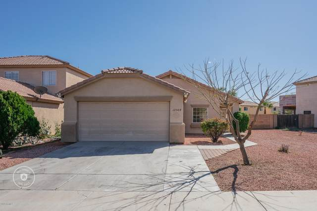 12509 W Pershing Street, El Mirage, AZ 85335 (MLS #6048348) :: Nate Martinez Team