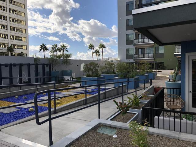 3131 N Central Avenue #3008, Phoenix, AZ 85012 (MLS #6048383) :: Riddle Realty Group - Keller Williams Arizona Realty