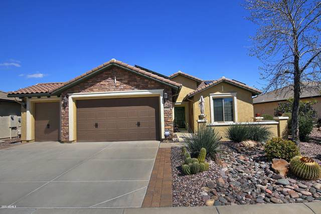 7944 W Yorktown Way, Florence, AZ 85132 (MLS #6048418) :: The Everest Team at eXp Realty