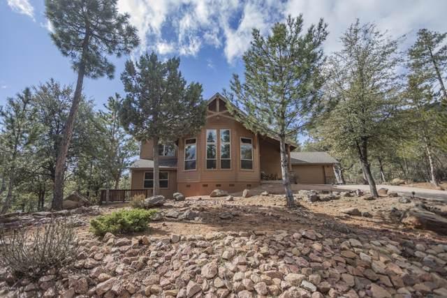 4212 Strawberry Hollow, Pine, AZ 85544 (MLS #6048455) :: Conway Real Estate