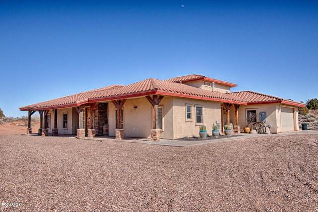 1635 W 7TH S Street, Snowflake, AZ 85937 (MLS #6048468) :: The W Group