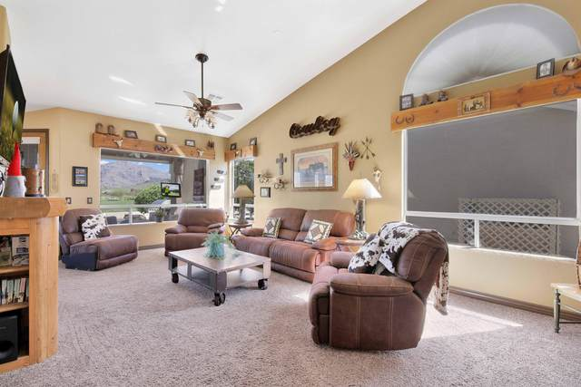 7790 E Whispering Mesquite Lane, Gold Canyon, AZ 85118 (MLS #6048489) :: The Everest Team at eXp Realty
