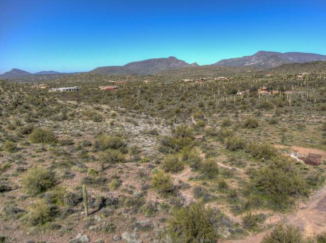 41600 N 72nd Street, Cave Creek, AZ 85331 (MLS #6048526) :: Conway Real Estate