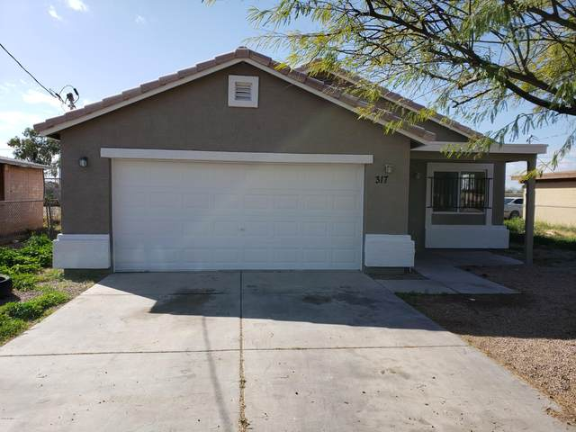 317 W Dr Martin Luther King Jr Street, Eloy, AZ 85131 (MLS #6048544) :: Lux Home Group at  Keller Williams Realty Phoenix