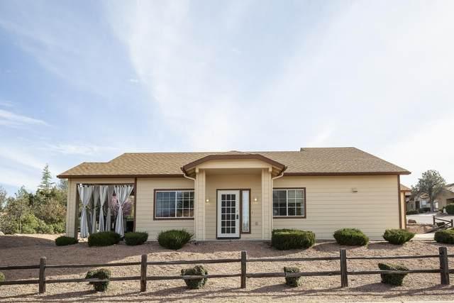 301 S Red Rock Point, Payson, AZ 85541 (MLS #6048607) :: Brett Tanner Home Selling Team