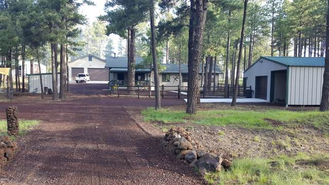 13735 E Thousand Pines Road, Parks, AZ 86018 (MLS #6048633) :: The Property Partners at eXp Realty