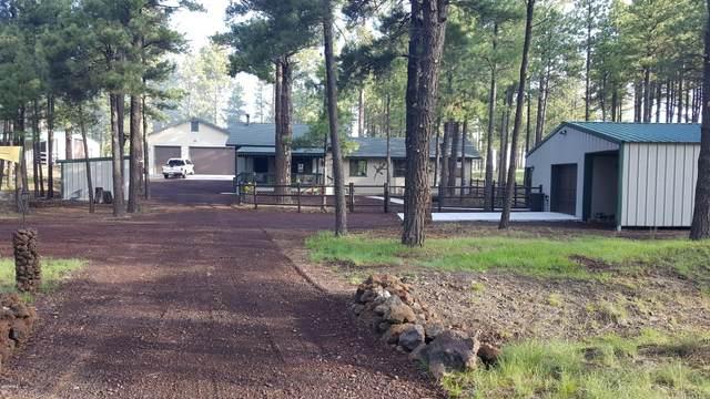 13735 E Thousand Pines Road, Parks, AZ 86018 (MLS #6048633) :: Russ Lyon Sotheby's International Realty