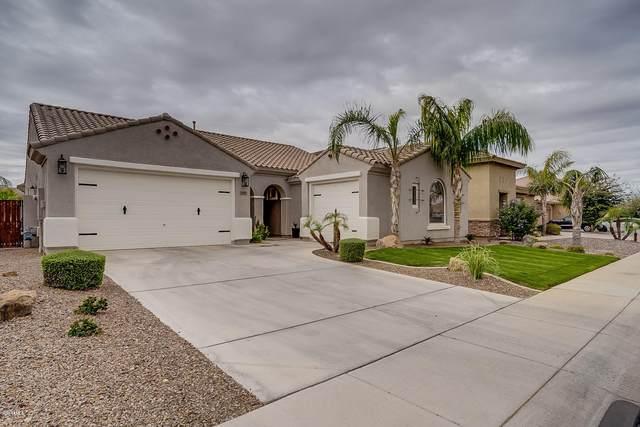1887 E Dubois Avenue, Gilbert, AZ 85298 (MLS #6048682) :: Brett Tanner Home Selling Team