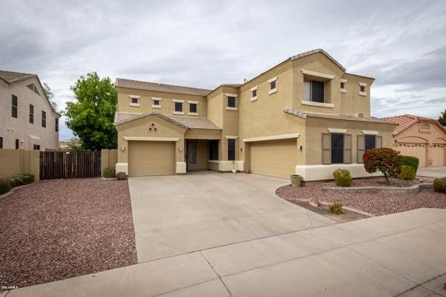 3230 W Daley Lane, Phoenix, AZ 85027 (MLS #6048728) :: Brett Tanner Home Selling Team