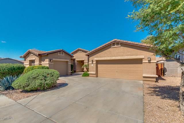 5338 W Bowker Street, Laveen, AZ 85339 (MLS #6048790) :: Brett Tanner Home Selling Team
