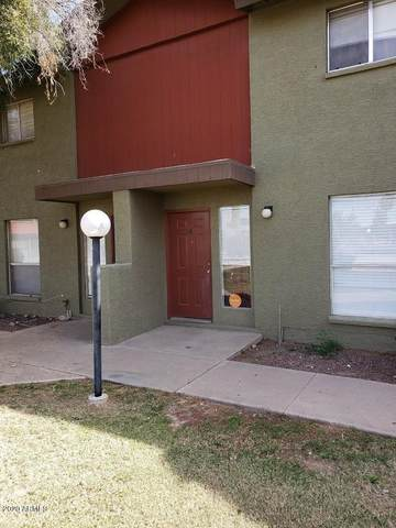 4615 N 39TH Avenue #18, Phoenix, AZ 85019 (MLS #6048797) :: Brett Tanner Home Selling Team