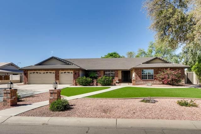 14942 N 74TH Lane, Peoria, AZ 85381 (MLS #6048802) :: Brett Tanner Home Selling Team