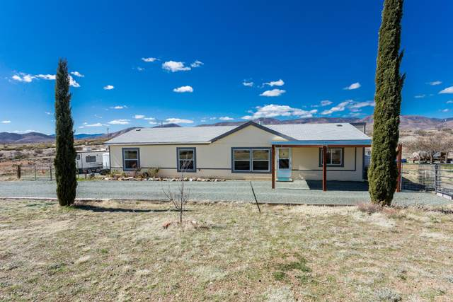 7880 S Lone Spruce Drive, Mayer, AZ 86333 (MLS #6048804) :: CC & Co. Real Estate Team