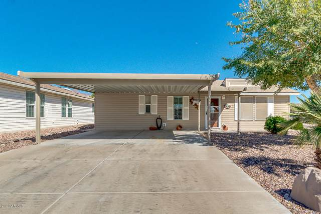 3301 S Goldfield Road #2008, Apache Junction, AZ 85119 (MLS #6048808) :: Brett Tanner Home Selling Team