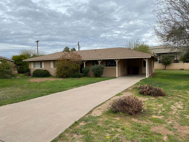 4825 N 70TH Street, Scottsdale, AZ 85251 (MLS #6048821) :: Conway Real Estate