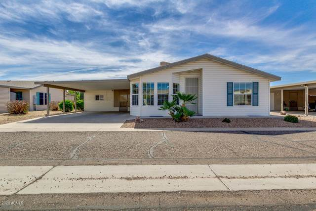 3301 S Goldfield Road #1073, Apache Junction, AZ 85119 (MLS #6048836) :: Brett Tanner Home Selling Team