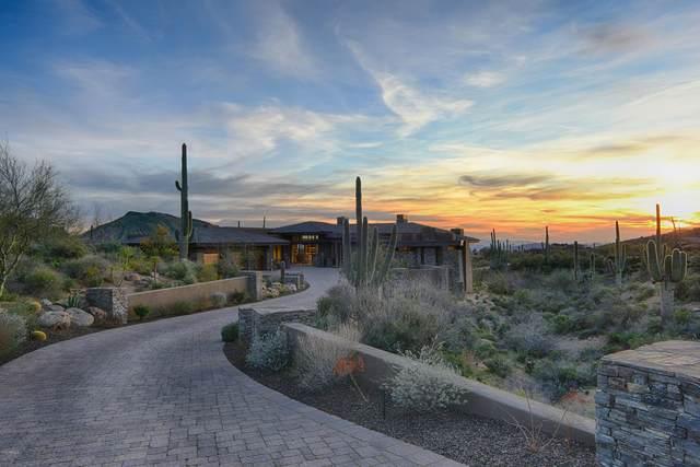 9847 E Chiricahua Pass, Scottsdale, AZ 85262 (MLS #6048850) :: Brett Tanner Home Selling Team