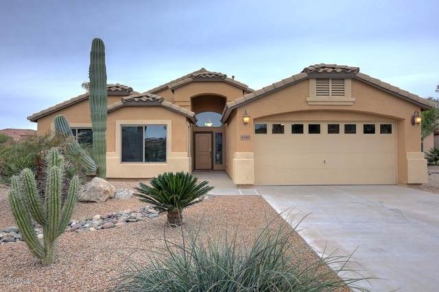 4380 E Red Jasper Court, San Tan Valley, AZ 85143 (MLS #6048874) :: The Everest Team at eXp Realty