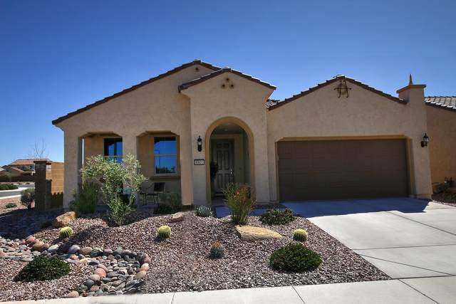 5807 W Cinder Brook Way, Florence, AZ 85132 (MLS #6048901) :: Riddle Realty Group - Keller Williams Arizona Realty