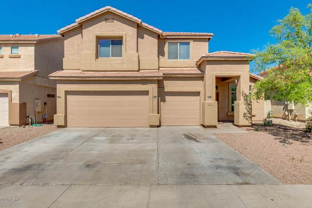 46142 W Amsterdam Road, Maricopa, AZ 85139 (MLS #6048981) :: Long Realty West Valley