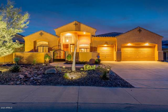 4706 S Primrose Drive, Gold Canyon, AZ 85118 (MLS #6049021) :: Brett Tanner Home Selling Team