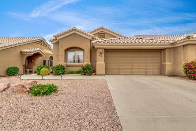 5830 E Mckellips Road #42, Mesa, AZ 85215 (MLS #6049024) :: Brett Tanner Home Selling Team