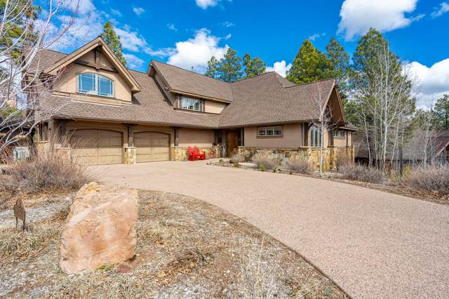3353 S Tourmaline Drive, Flagstaff, AZ 86005 (MLS #6049029) :: The Daniel Montez Real Estate Group