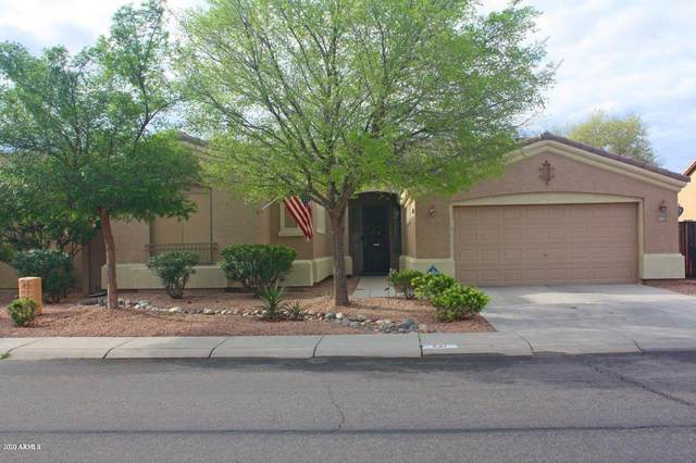 221 W Montego Drive W, Casa Grande, AZ 85122 (MLS #6049044) :: Yost Realty Group at RE/MAX Casa Grande