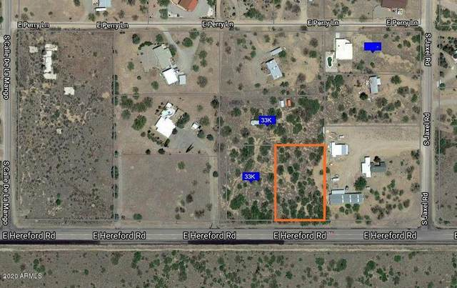 5825 E Hereford Road, Hereford, AZ 85615 (MLS #6049080) :: Howe Realty