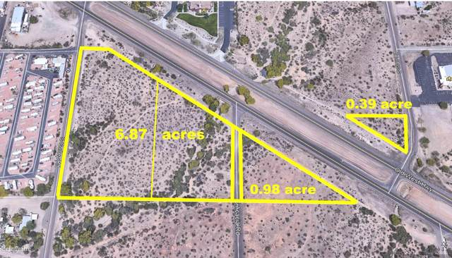 0 E Old West Hwy (Approx), Apache Junction, AZ 85119 (MLS #6049099) :: RE/MAX Desert Showcase