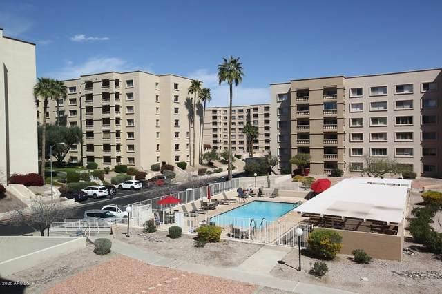 7920 E Camelback Road #305, Scottsdale, AZ 85251 (MLS #6049183) :: Brett Tanner Home Selling Team