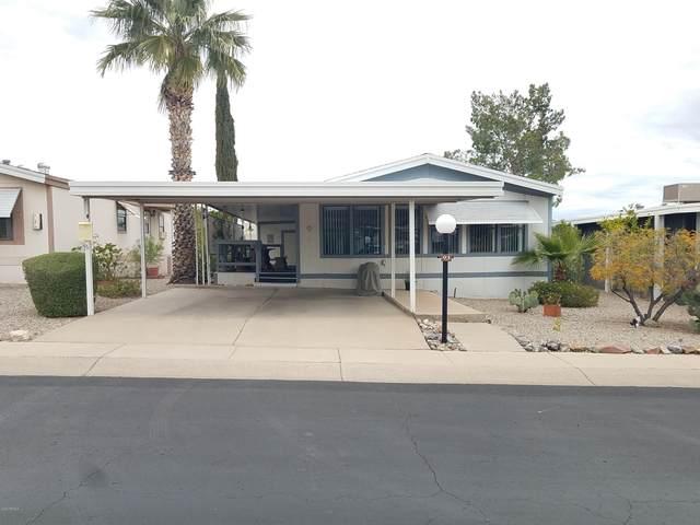 2233 E Behrend Drive Lot 93, Phoenix, AZ 85024 (MLS #6049208) :: Brett Tanner Home Selling Team