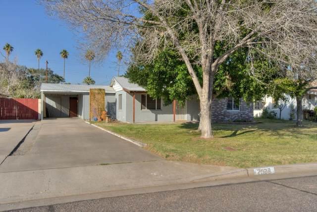 2926 E Flower Street, Phoenix, AZ 85016 (MLS #6049241) :: Brett Tanner Home Selling Team