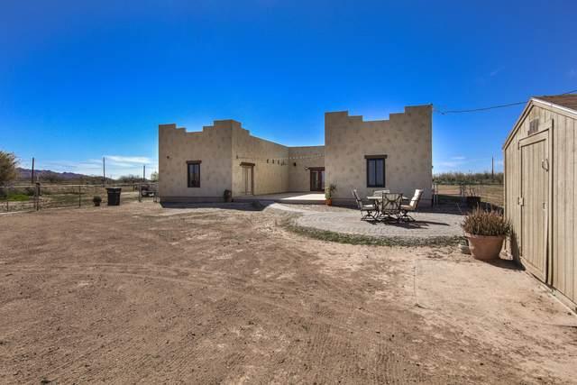 17168 W Hanna Road, Casa Grande, AZ 85193 (MLS #6049321) :: Lux Home Group at  Keller Williams Realty Phoenix