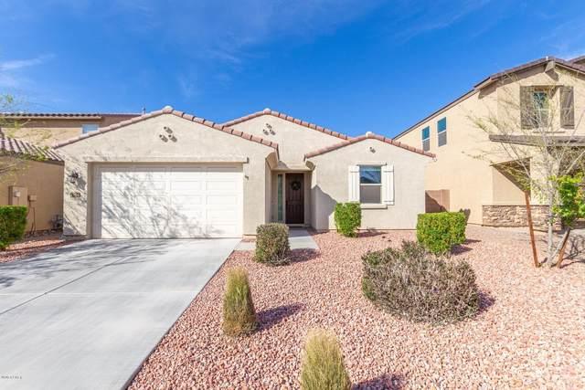 820 W Blue Ridge Drive, San Tan Valley, AZ 85140 (MLS #6049323) :: Brett Tanner Home Selling Team