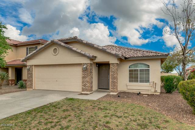 3008 W Chanute Pass, Phoenix, AZ 85041 (MLS #6049406) :: Brett Tanner Home Selling Team