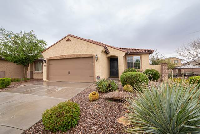 3662 E Lodgepole Drive, Gilbert, AZ 85298 (MLS #6049422) :: Revelation Real Estate