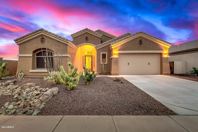 21503 S 215TH Place, Queen Creek, AZ 85142 (MLS #6049423) :: Brett Tanner Home Selling Team
