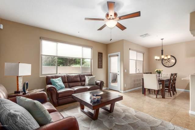 13847 N Hamilton Drive #109, Fountain Hills, AZ 85268 (MLS #6049454) :: Santizo Realty Group