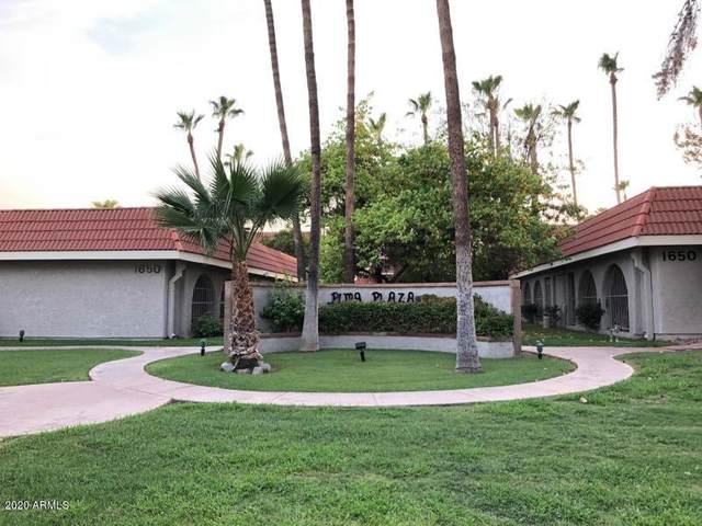 1650 N 87TH Terrace #7, Scottsdale, AZ 85257 (#6049509) :: The Josh Berkley Team