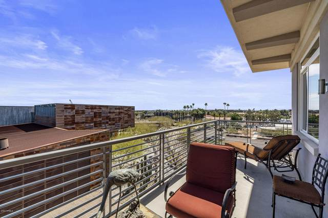 3801 N Goldwater Boulevard G407, Scottsdale, AZ 85251 (MLS #6049513) :: Long Realty West Valley