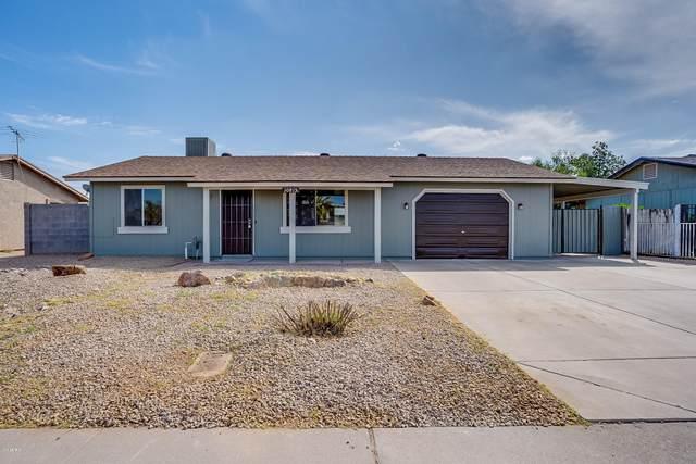 10815 W Turney Avenue, Phoenix, AZ 85037 (MLS #6049579) :: The Laughton Team