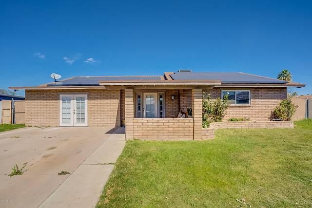4626 W Sierra Street, Glendale, AZ 85304 (MLS #6049594) :: Conway Real Estate