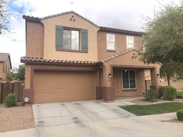 4826 W Donner Drive, Laveen, AZ 85339 (MLS #6049621) :: Howe Realty