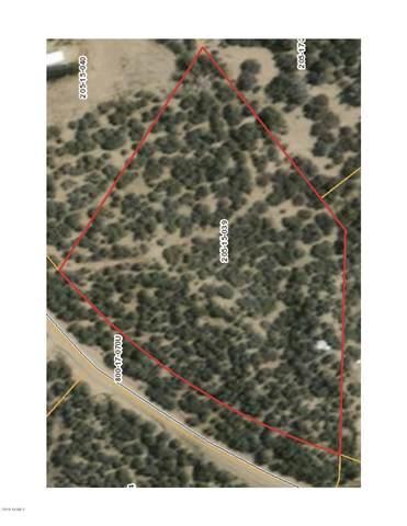 7595 W Wicklow Lane, Wilhoit, AZ 86332 (MLS #6049634) :: The Bill and Cindy Flowers Team