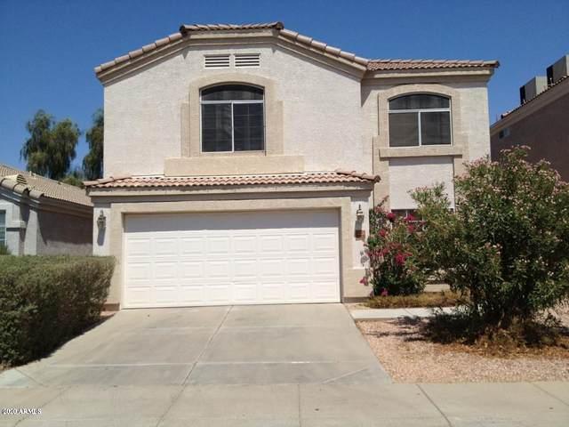 20221 N 31ST Street, Phoenix, AZ 85050 (MLS #6049672) :: Brett Tanner Home Selling Team