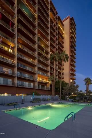 4750 N Central Avenue 16B, Phoenix, AZ 85012 (MLS #6049721) :: Brett Tanner Home Selling Team