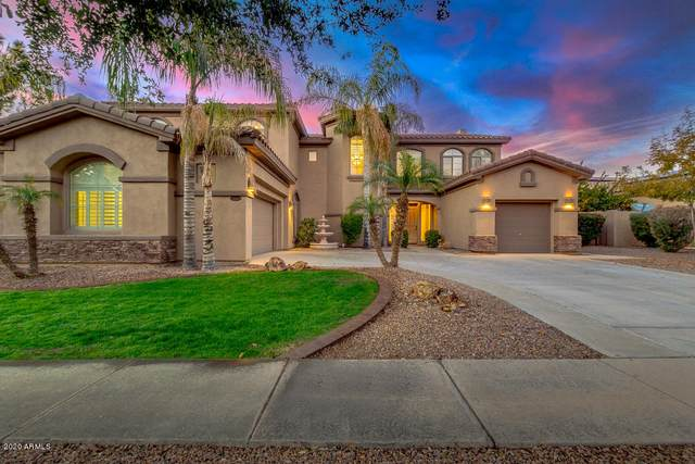4640 E Reins Road, Gilbert, AZ 85297 (MLS #6049763) :: Openshaw Real Estate Group in partnership with The Jesse Herfel Real Estate Group