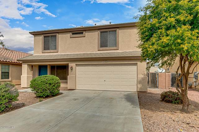 15450 W Shangri La Road, Surprise, AZ 85379 (MLS #6049846) :: Brett Tanner Home Selling Team