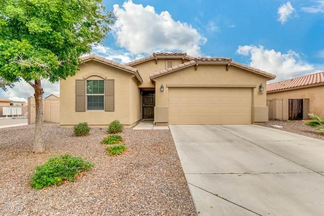 4714 E Longhorn Street, San Tan Valley, AZ 85140 (MLS #6049863) :: Brett Tanner Home Selling Team